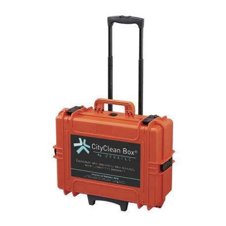 CityClean Box® - Équipement Anti-Graffiti Complet
