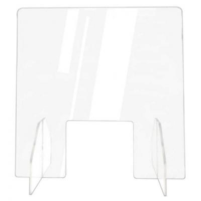 Hygiaphone Guichet - Vitre de Protection Plexiglass