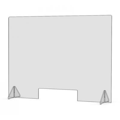 Hygiaphone Vitre de Protection Plexiglass