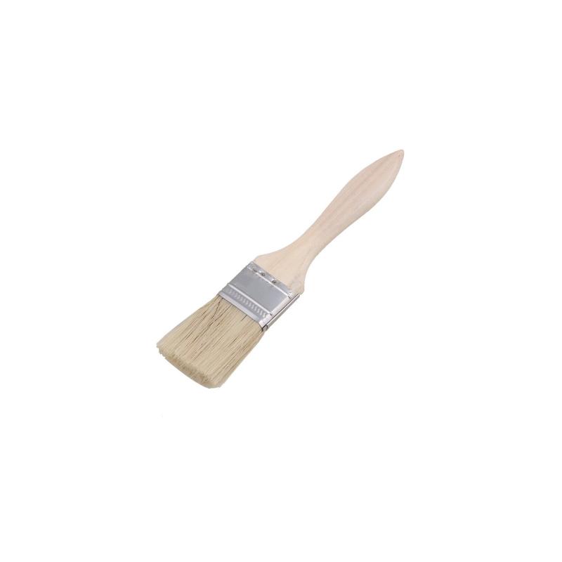 Pinceau manche en bois