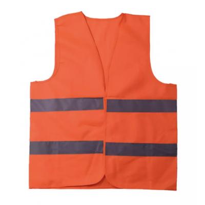 Gilet de sécurité fluorescent